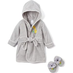 Spasilk Infant Bath Robe