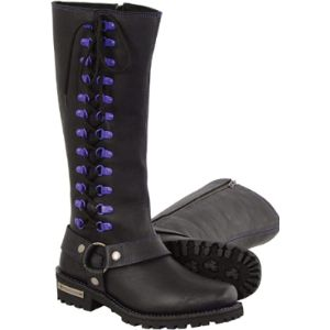 Milwaukee Leather Motorcycle Riding Boot
