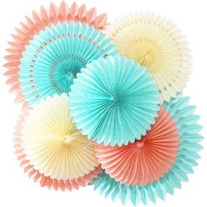 Benvo Paper Fan Flower