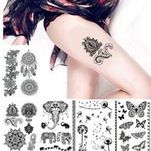Youngman Design Simple Henna Tattoo