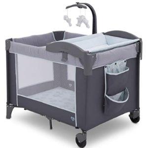 Delta Children Mobile Baby Change Table