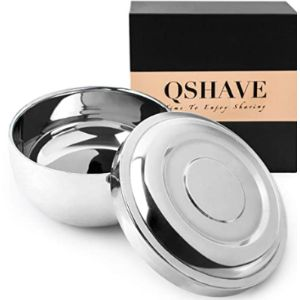 Qshave St Shave Lather Bowl