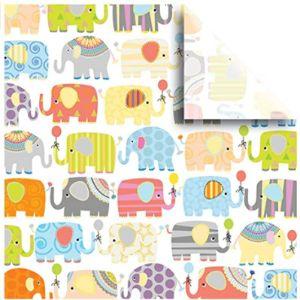 Jillson Roberts Elephant Tissue Paper