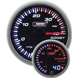 Prosport Gauges Electrical Boost Gauge