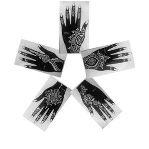 Laminau Pattern Henna Design