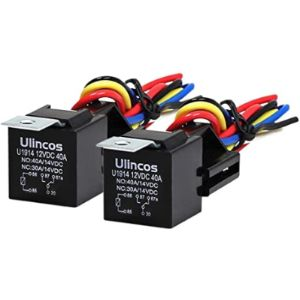 Ulincos Car Audio Relay