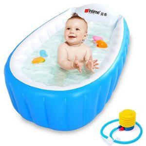 Intime Temperature Infant Bath