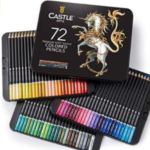 Castle Art Supplies Oil Pastel Pencil