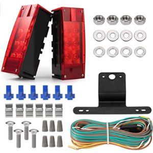 Czc Auto Connector Kit Trailer Light