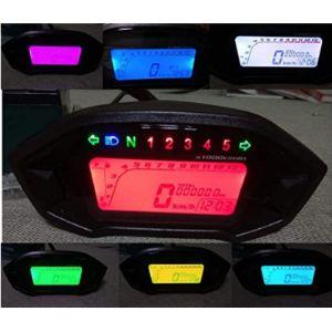 Samdo Speedometer Reset