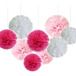 Fascola Hanging Ball Tissue Paper