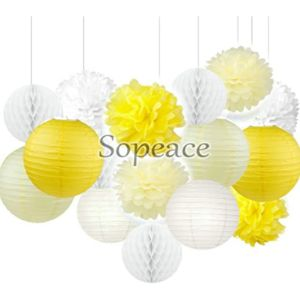 Sopeace Lantern Craft Tissue Paper