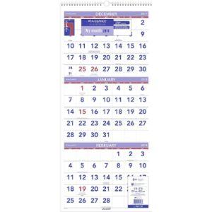 Ataglance February Calendar 2019