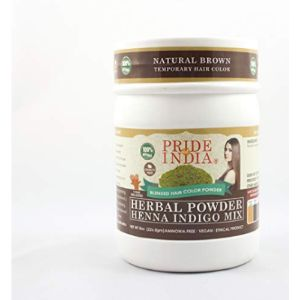 Pride Of India Henna Herbal Powders