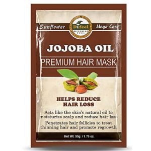Sunflower-Difeel Jojoba Oil Hair Mask