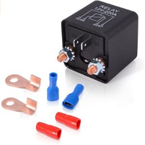 Foshio Automotive Horn Relay
