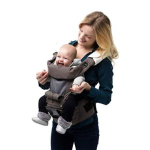 Abiie Front Facing Safety Baby Carrier