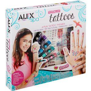 Alex Spa Marker Henna Tattoo