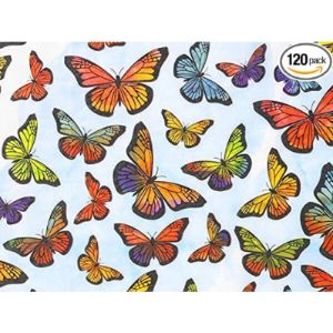 Nashville Wraps Tissue Paper Butterfly