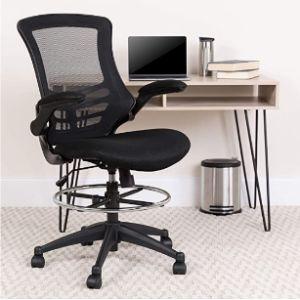 Flash Furniture Swivel Work Stool