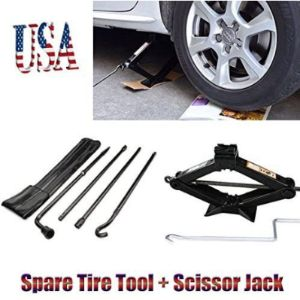 Autobaba Spare Tire Repair Kit