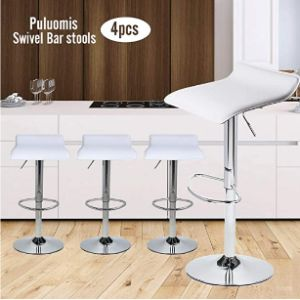 Visit The Puluomis Store Stool Leather Seat