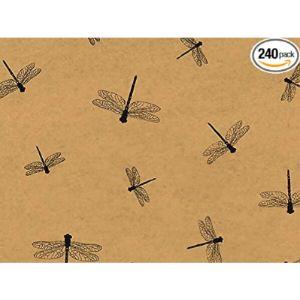 Nashville Wraps Dragonfly Tissue Paper