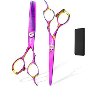 Chiulan Hairdressing Scissors Case
