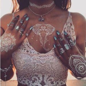 Divawoo Long Beach Henna Tattoo