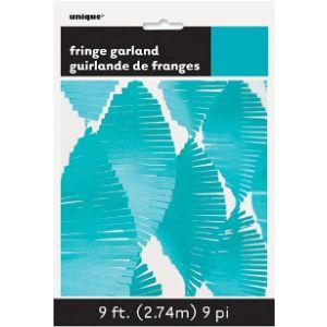 Unique Industries Tissue Paper Fringe Garland