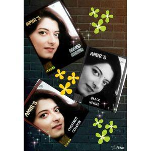 Amir'S Henna Hair Color Black