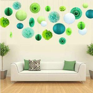 Kubert Hanging Ball Tissue Paper