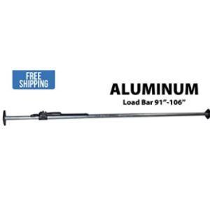 Shippers Supplies Aluminum Cargo Load Lock Bar