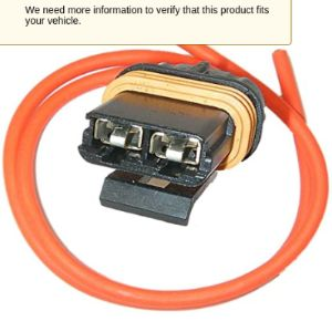 Parts Master Neutral Safety Switch Pigtail