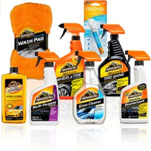 Armor All Glass Cleaner Car Wash