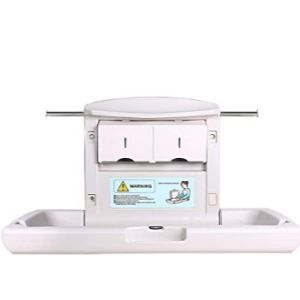 Ab Wall Mounted Baby Changing Table