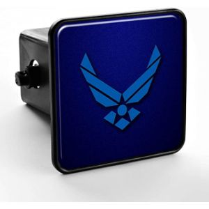 Expressitbest Air Force Trailer Hitch Cover