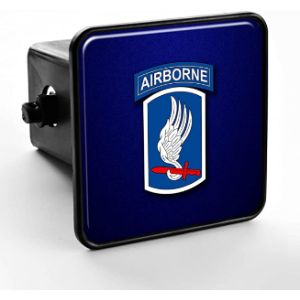 Expressitbest Army Trailer Hitch Cover