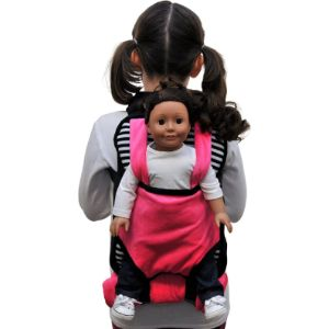 The Queens Treasures Doll Carrier