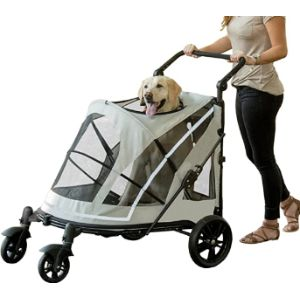 Pet Gear Dog Baby Carriage