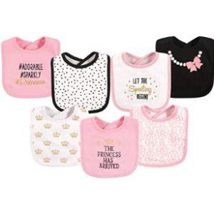 Hudson Baby Baby Bib Material