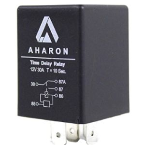 Aharon Ignition Time Delay Relay