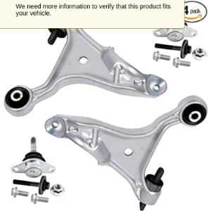 Detroit Axle Volvo S80 Lower Control Arm