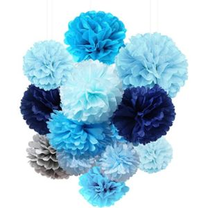 Pardecor Blue Tissue Paper