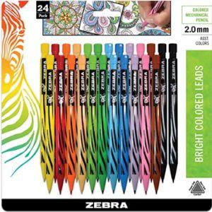 Zebra Travel Kit Colored Pencil