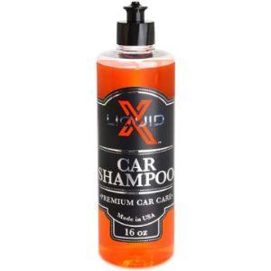 Liquid X Ph Neutral Car Wash Shampoo