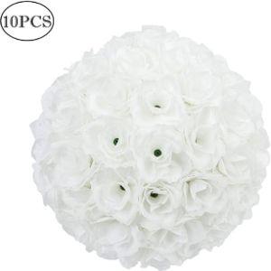 Z Ztdm White Tree Flower Ball