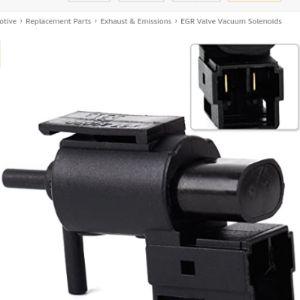 Beler Egr Vacuum Switch Solenoid Valve