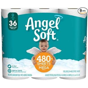 Angel Soft Small Square Tissue Paper