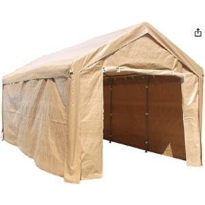 Aleko Canvas Car Tent